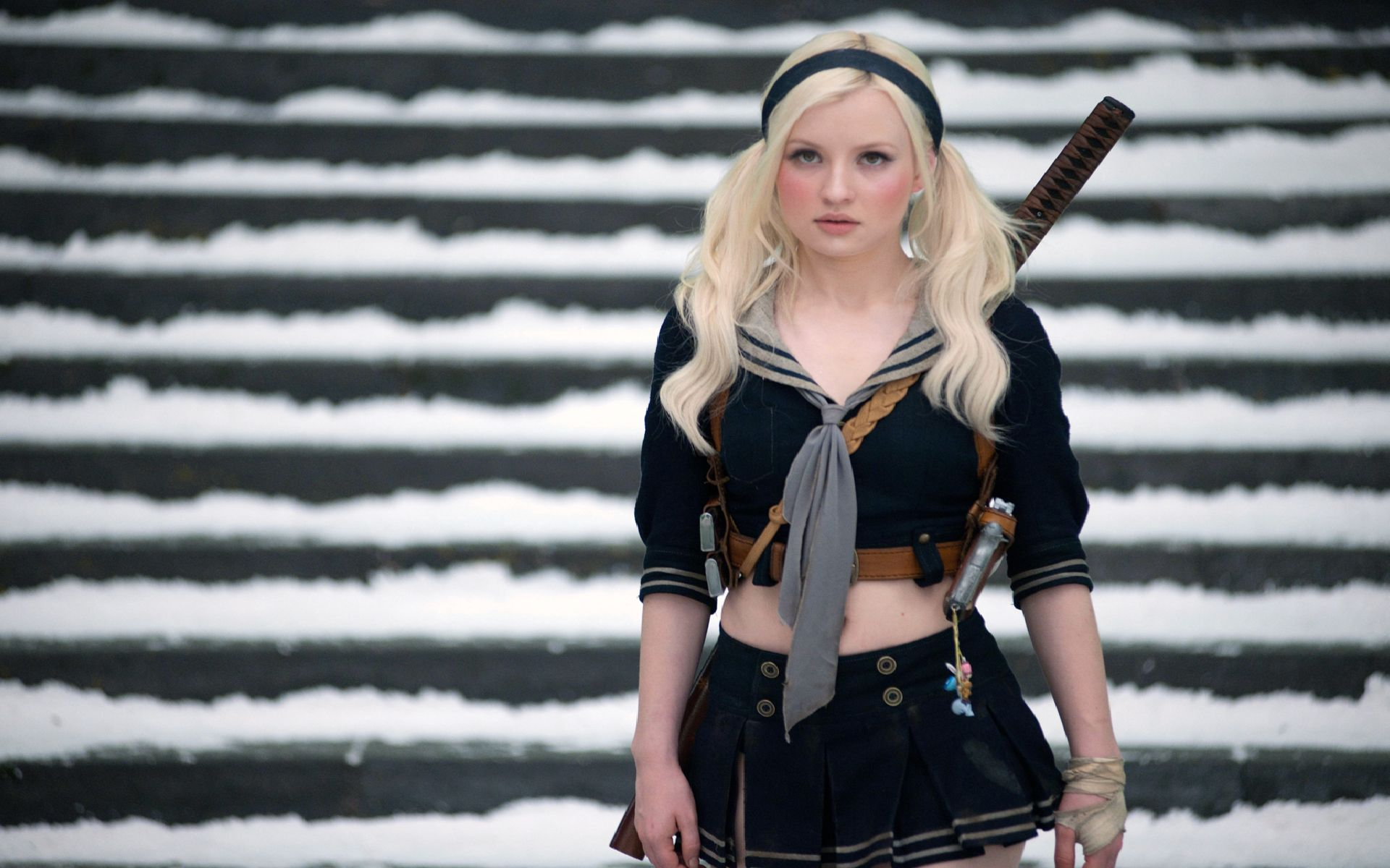 Photos Sucker Punch Emily Browning Movies film