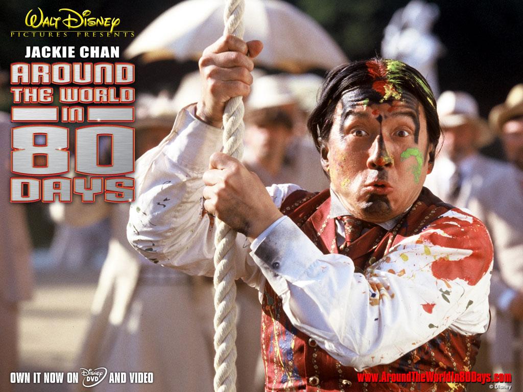壁紙 ジャッキー チェン Around The World In 80 Days 映画 ダウンロード 写真