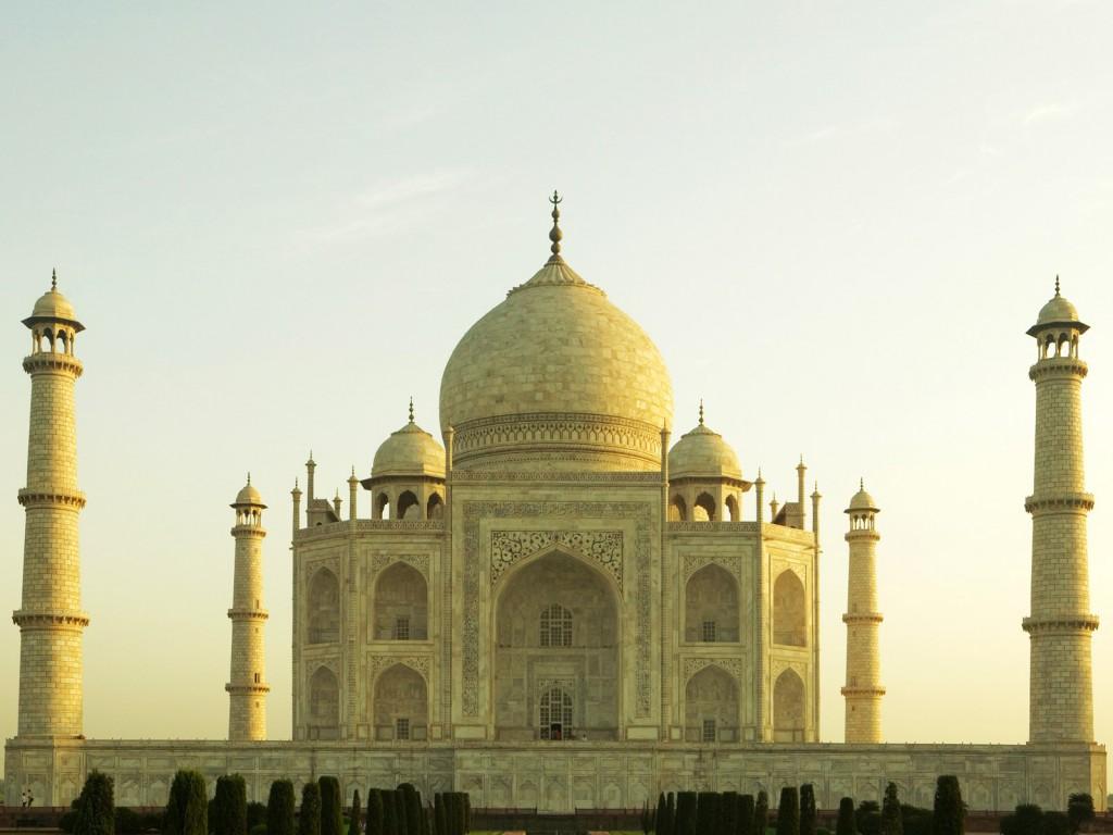 Indien Gebäude