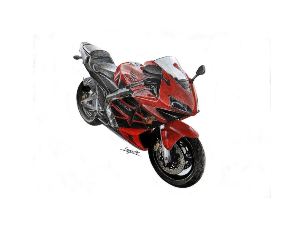 Fotos Honda - Motorrad Motorrad