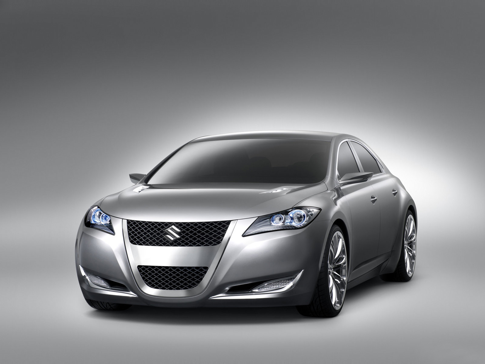 Achtergronden bureaublad Suzuki - Cars automobiel Auto auto's