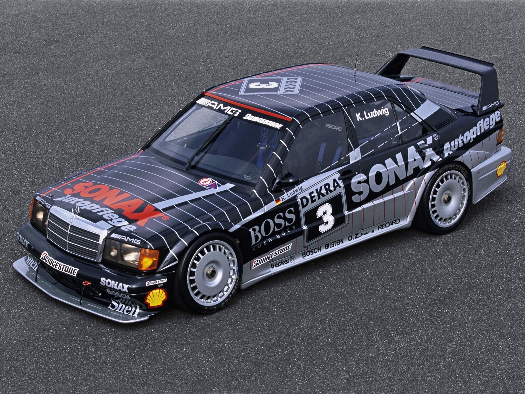 Pictures Mercedes Benz Amg 190e 2 5 16 Evolution Ii Dtm 2048x1536