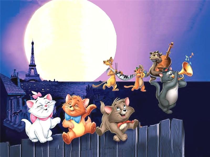 Скачать мультик коты аристократы