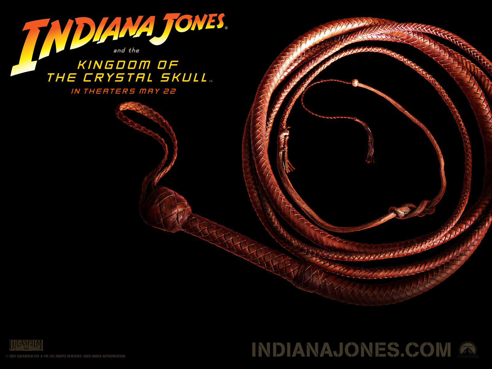 Wallpaper Indiana Jones Indiana Jones and the Kingdom of the Crystal Skull film Movies