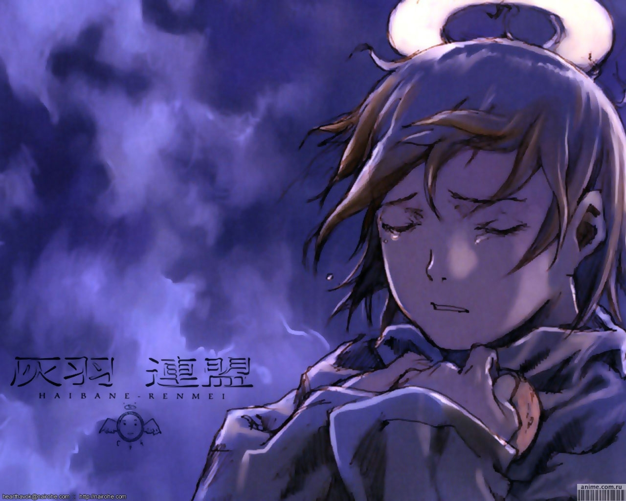 Pictures Haibane Renmei Anime
