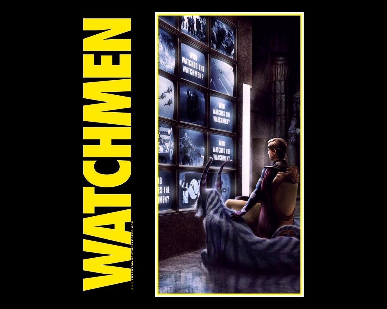 Picture Watchmen Movies film