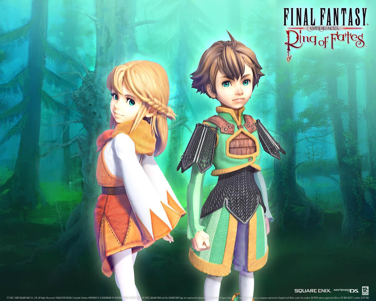 Photo Final Fantasy Final Fantasy Crystal Chronicles Games
