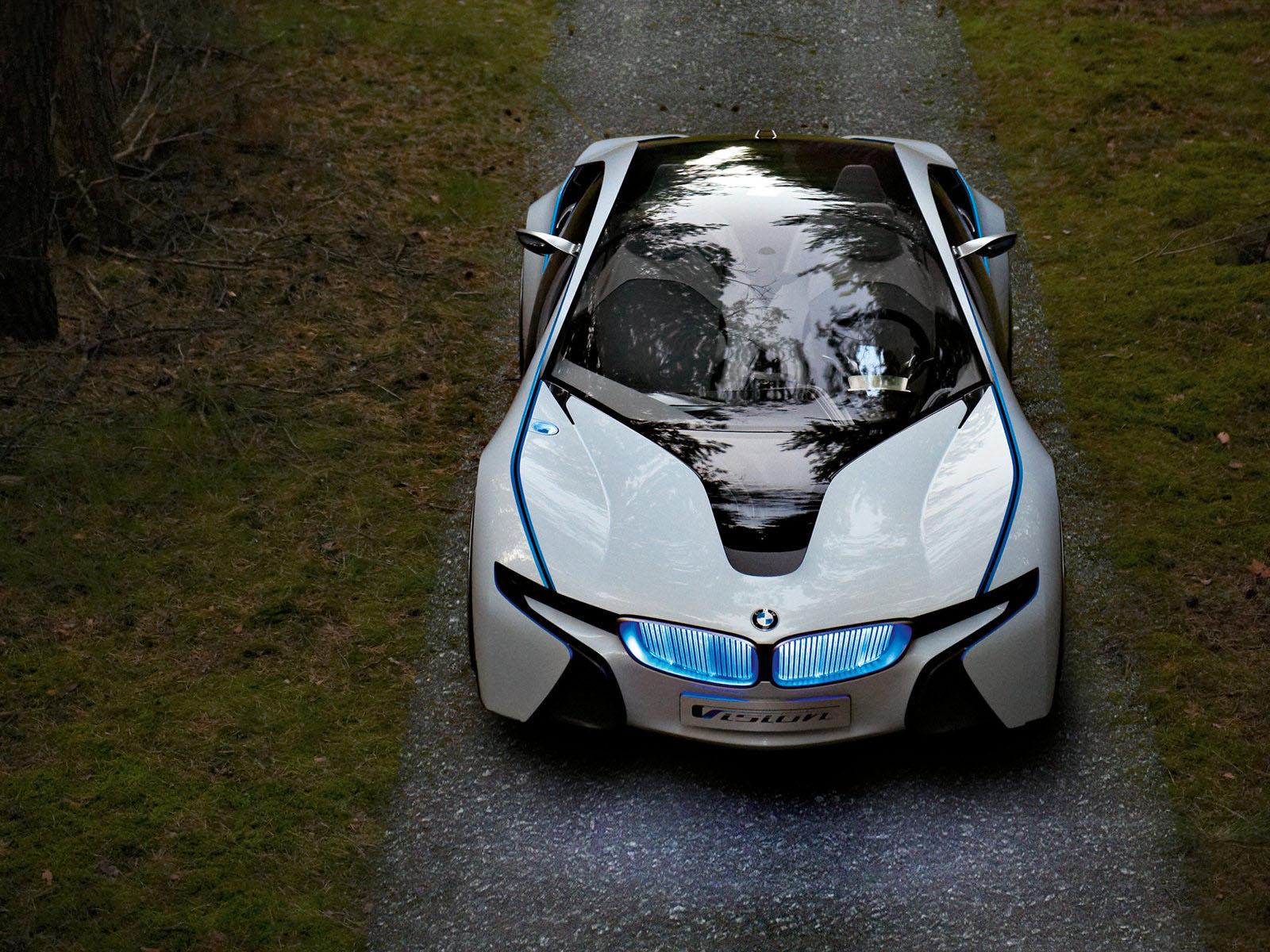 Desktop Wallpapers BMW vision automobile Cars auto