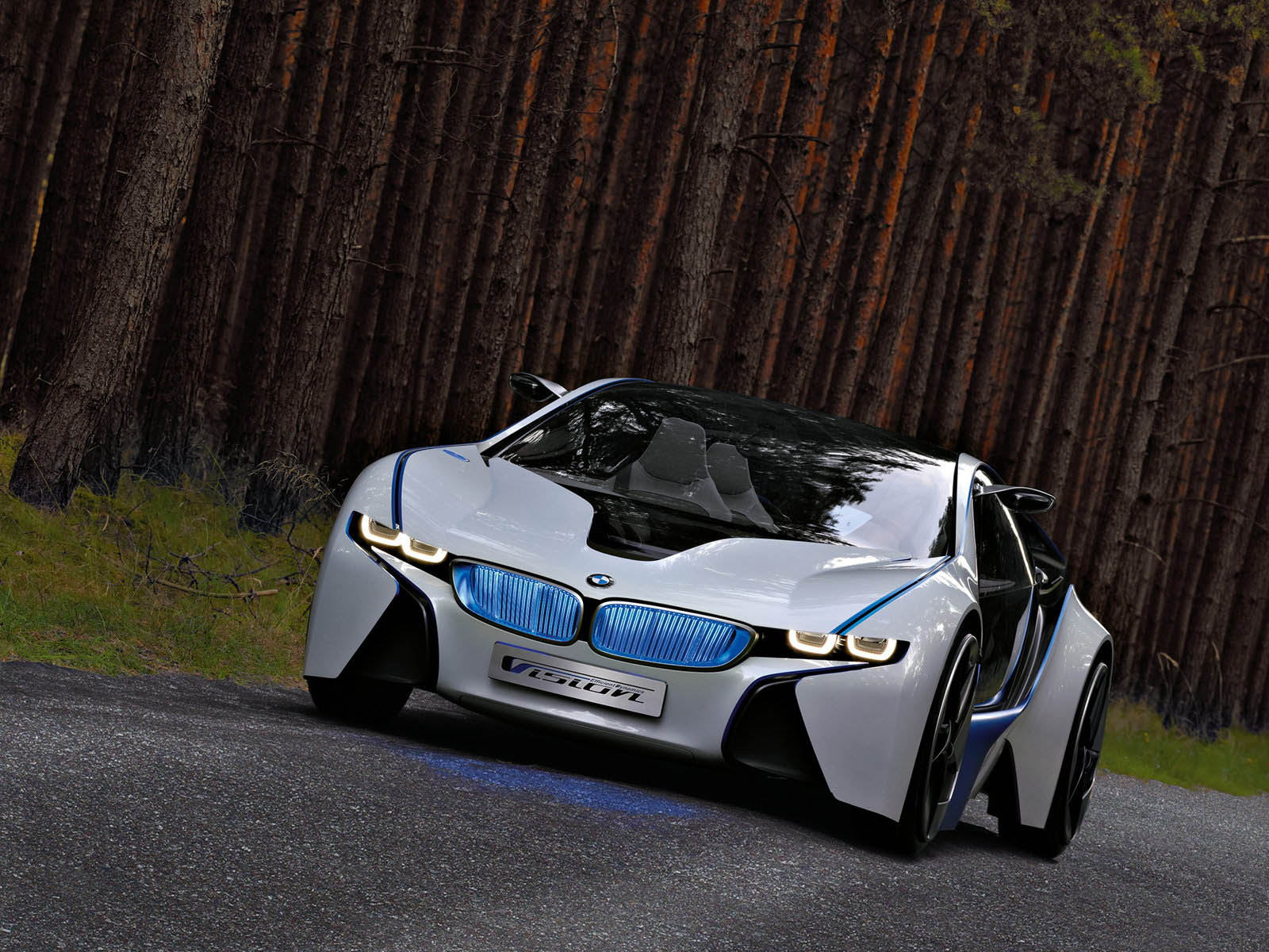 Pictures BMW vision Cars auto automobile