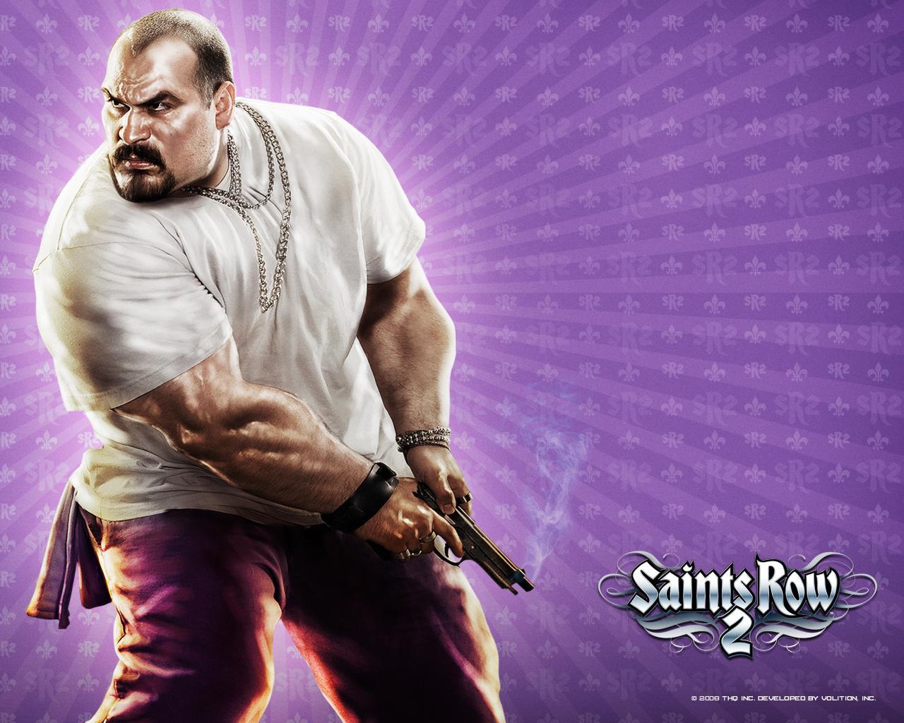 Photos Saints Row Saints Row Games