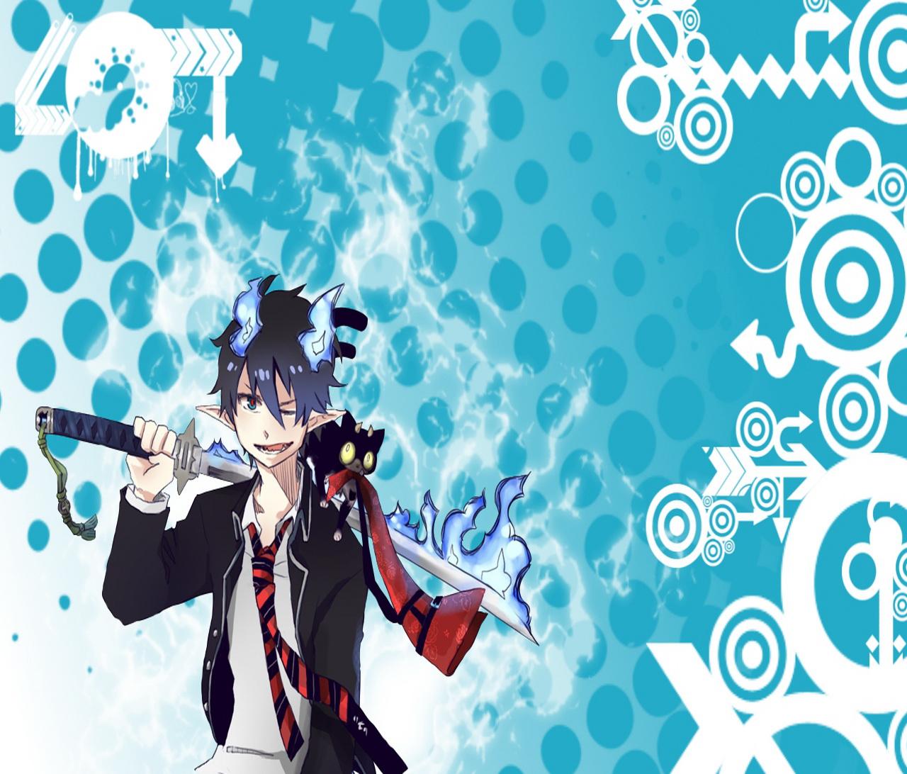 Photo Ao No Exorcist Anime