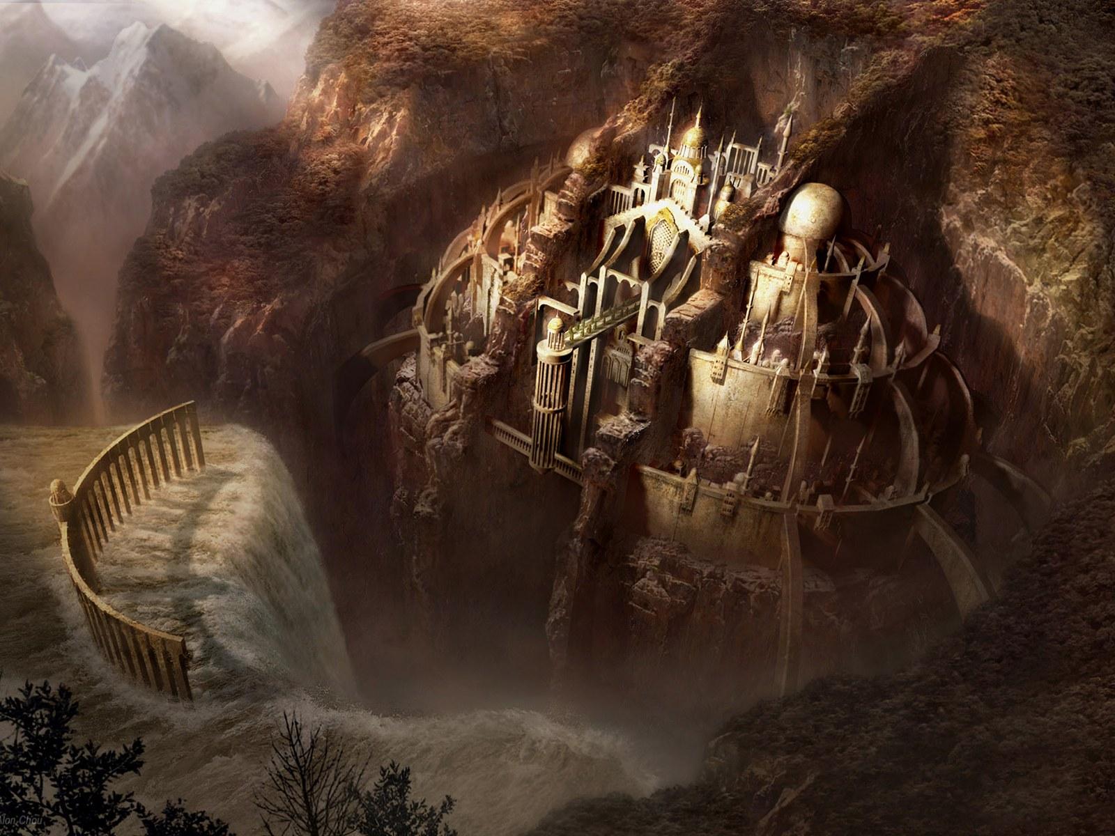 Image Alon Chou Fantasy Fantastic world
