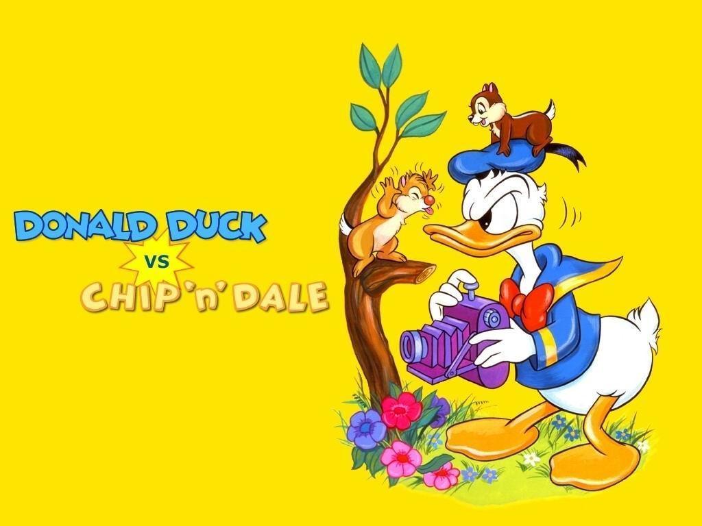 壁紙 ディズニー チップとデールの ドナルドダック 漫画 ダウンロード 写真