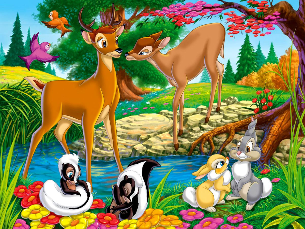 壁紙 ディズニー バンビ 漫画 ダウンロード 写真