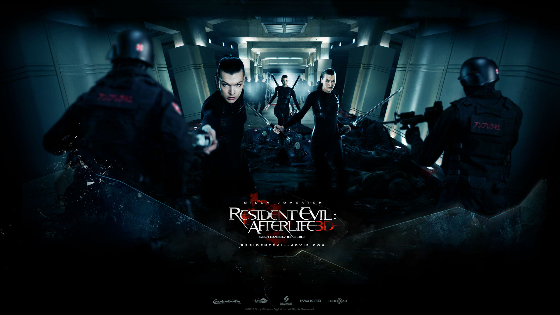 Pictures Resident Evil Movies Resident Evil 4 Afterlife 1920x1080
