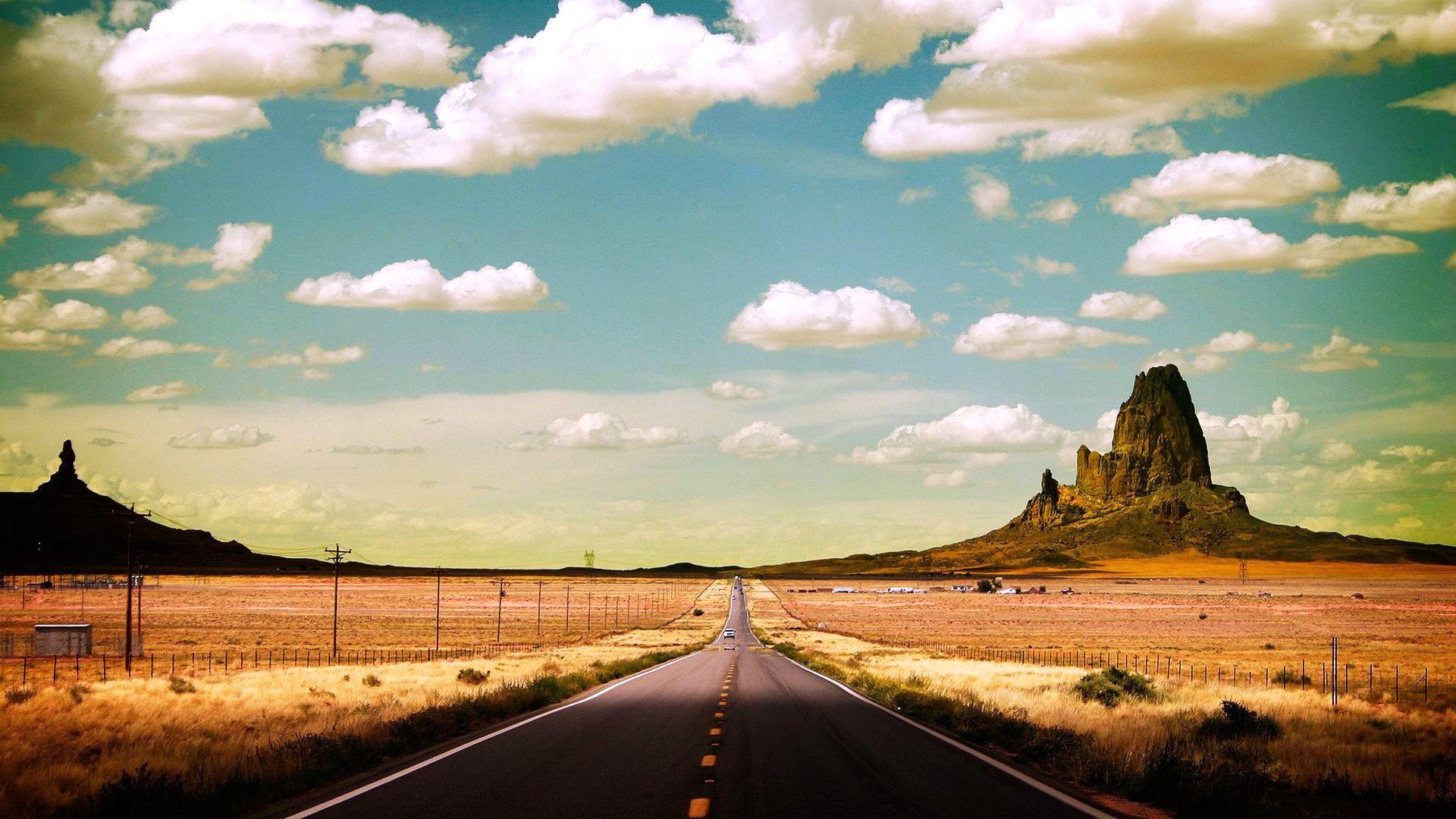 Fonds D Ecran Routes Nature Telecharger Photo