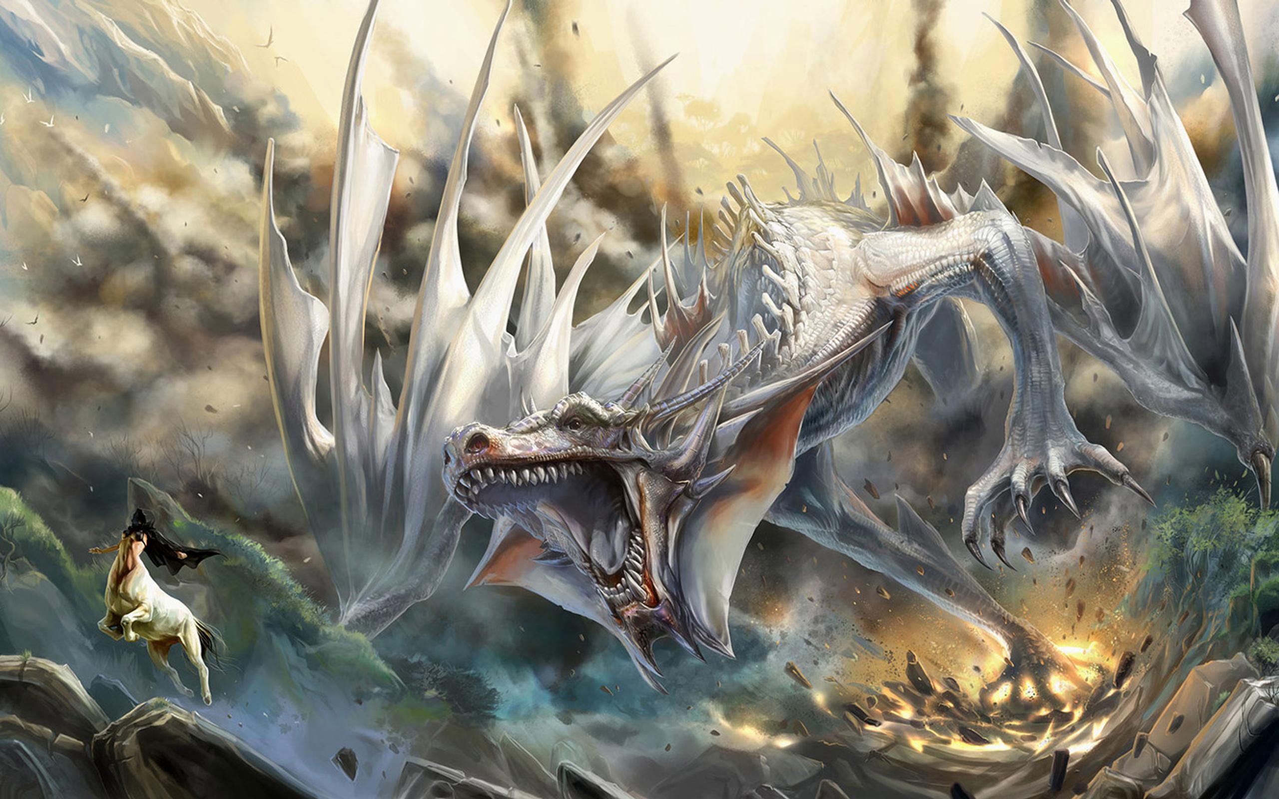 Images Dragons Fantasy 2560x1600
