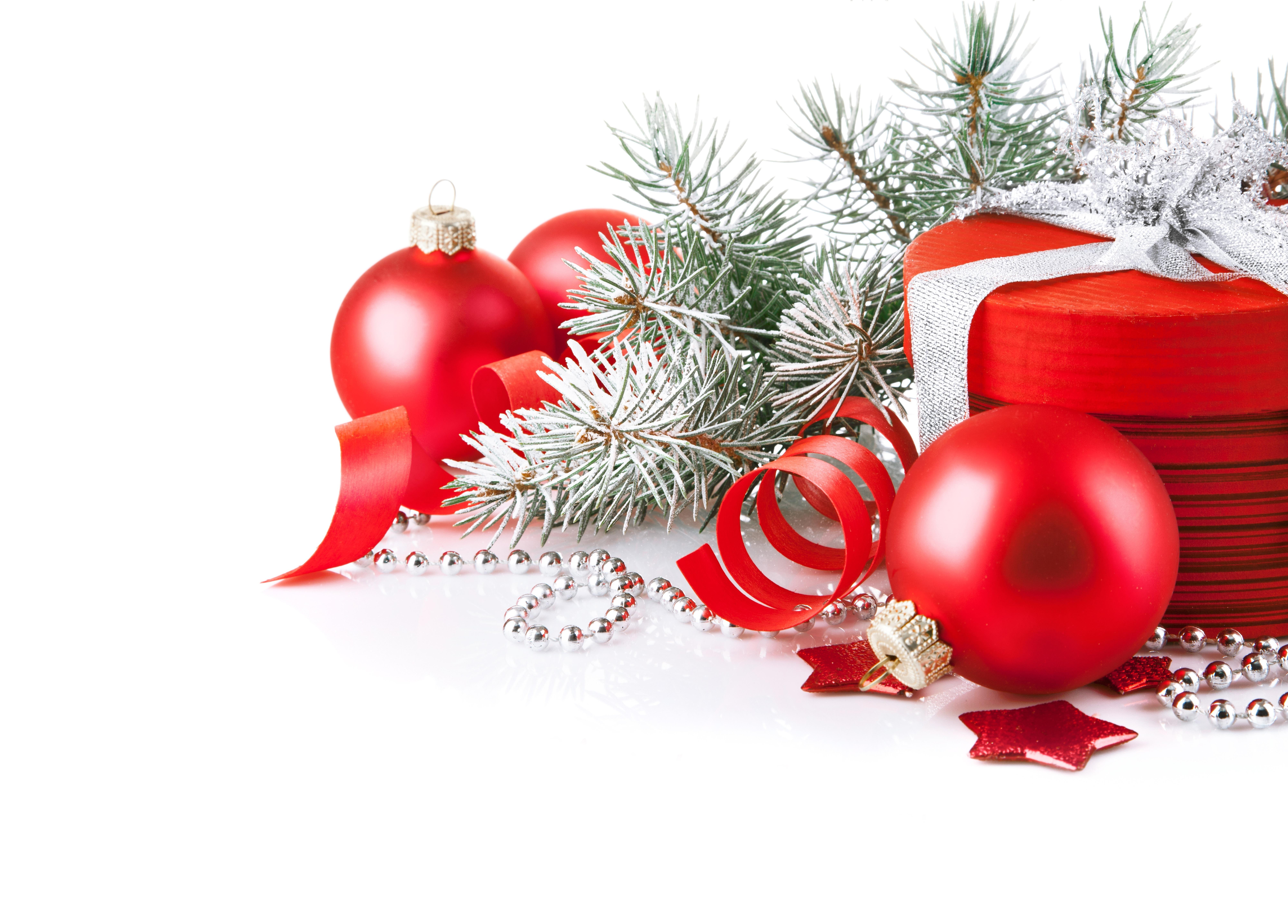 Fotos von neujahr rot kugeln feiertage for Weihnachtskugeln bilder
