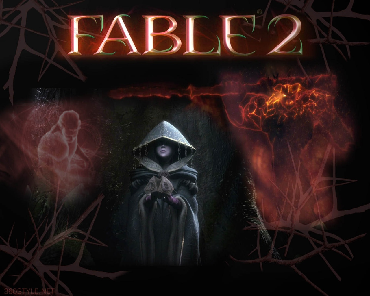 Wallpaper Fable Games