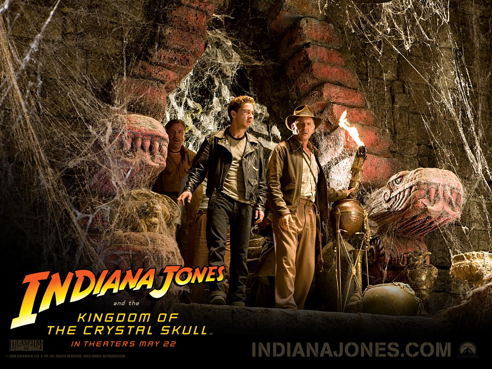 Pictures Indiana Jones Indiana Jones and the Kingdom of the Crystal Skull film Movies