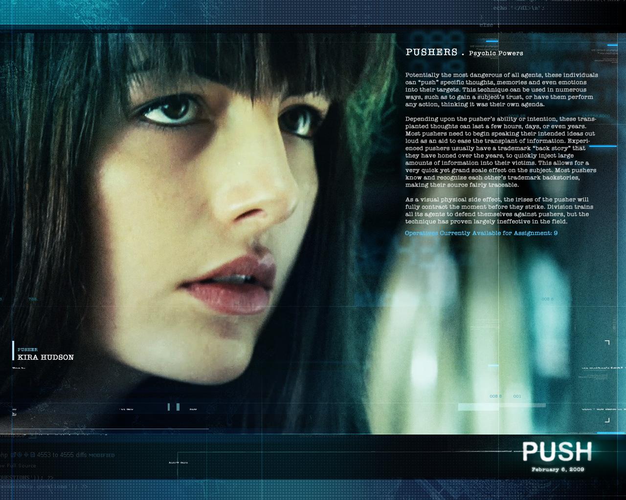 Desktop Wallpapers Push film Movies