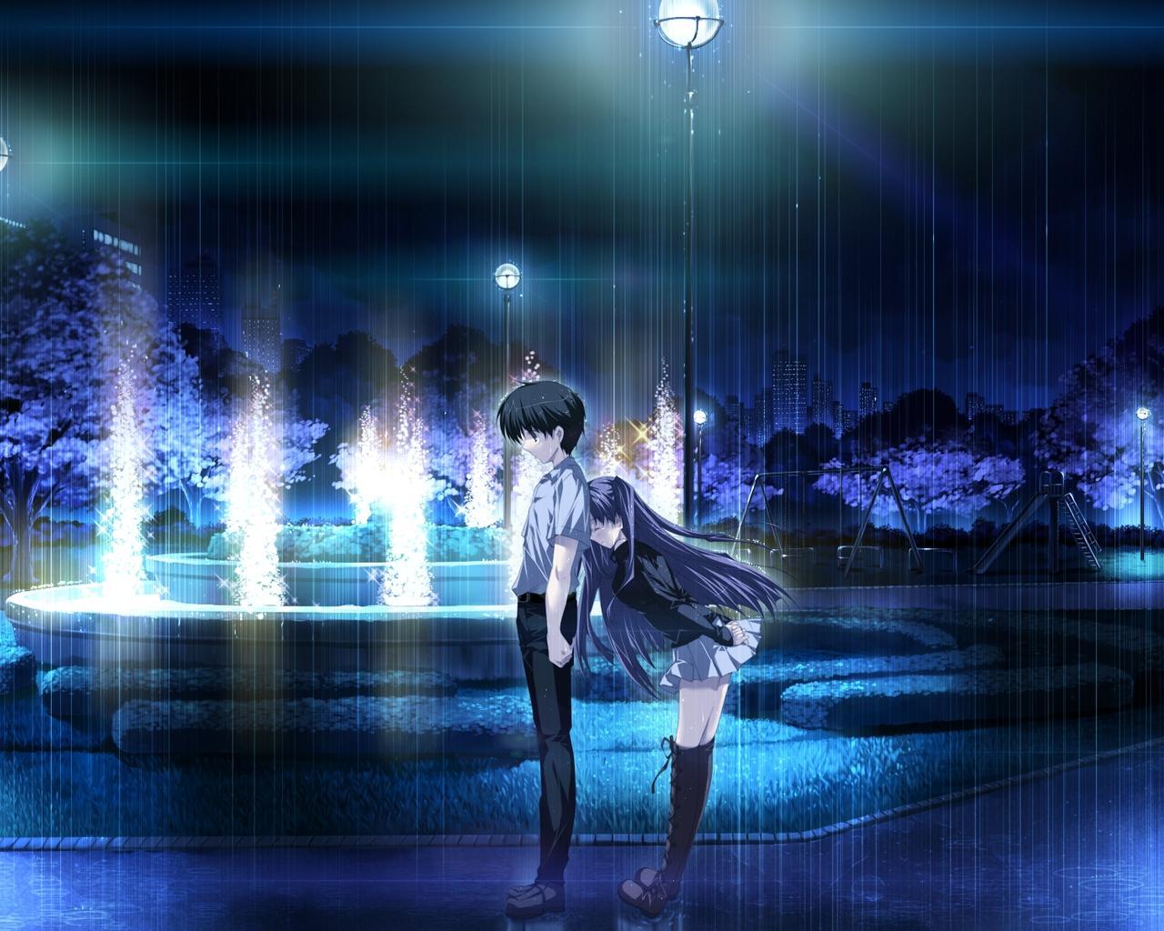 Wallpapers Lyrical Lyric Anime