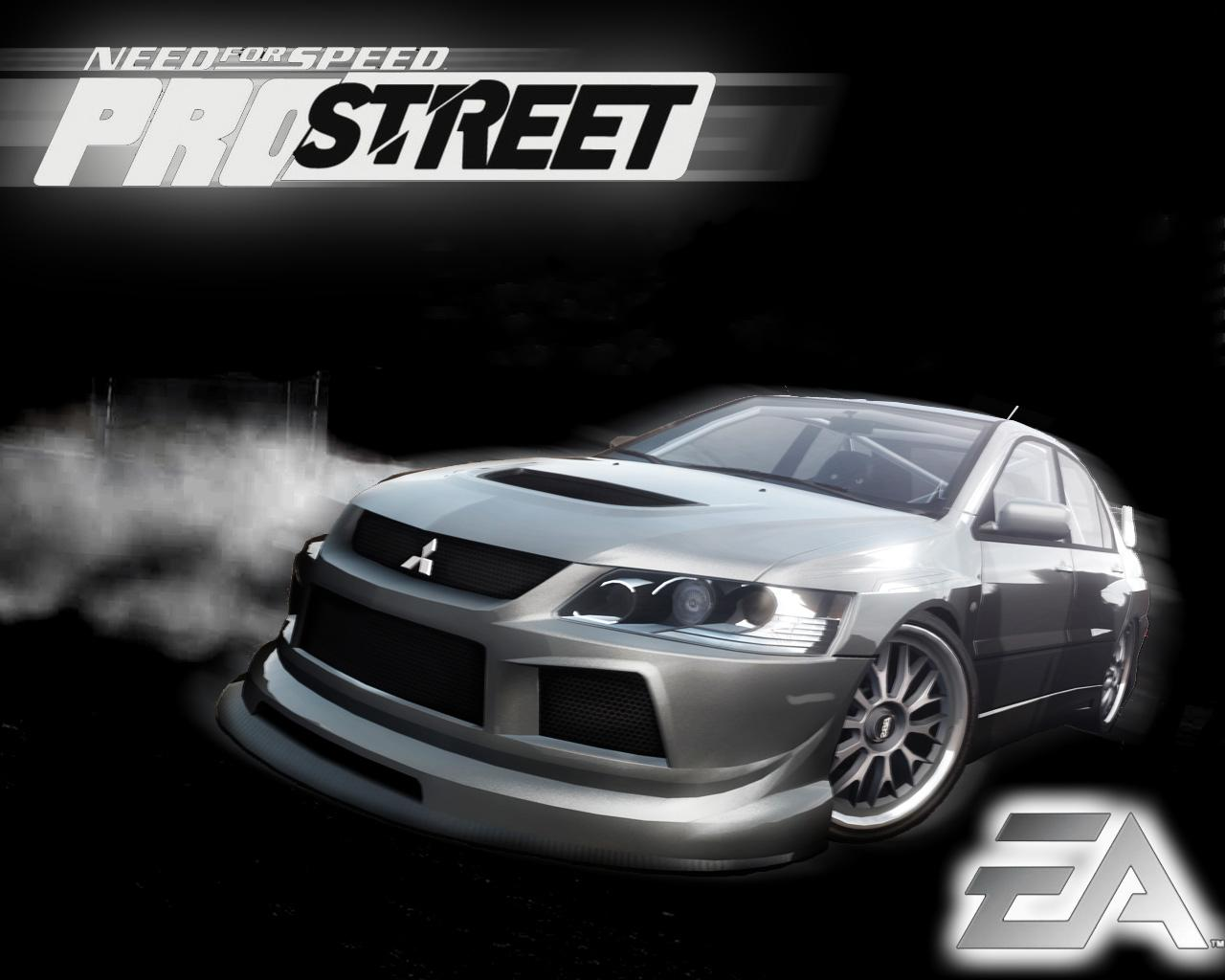 Wallpaper need for speed need for speed pro street games.