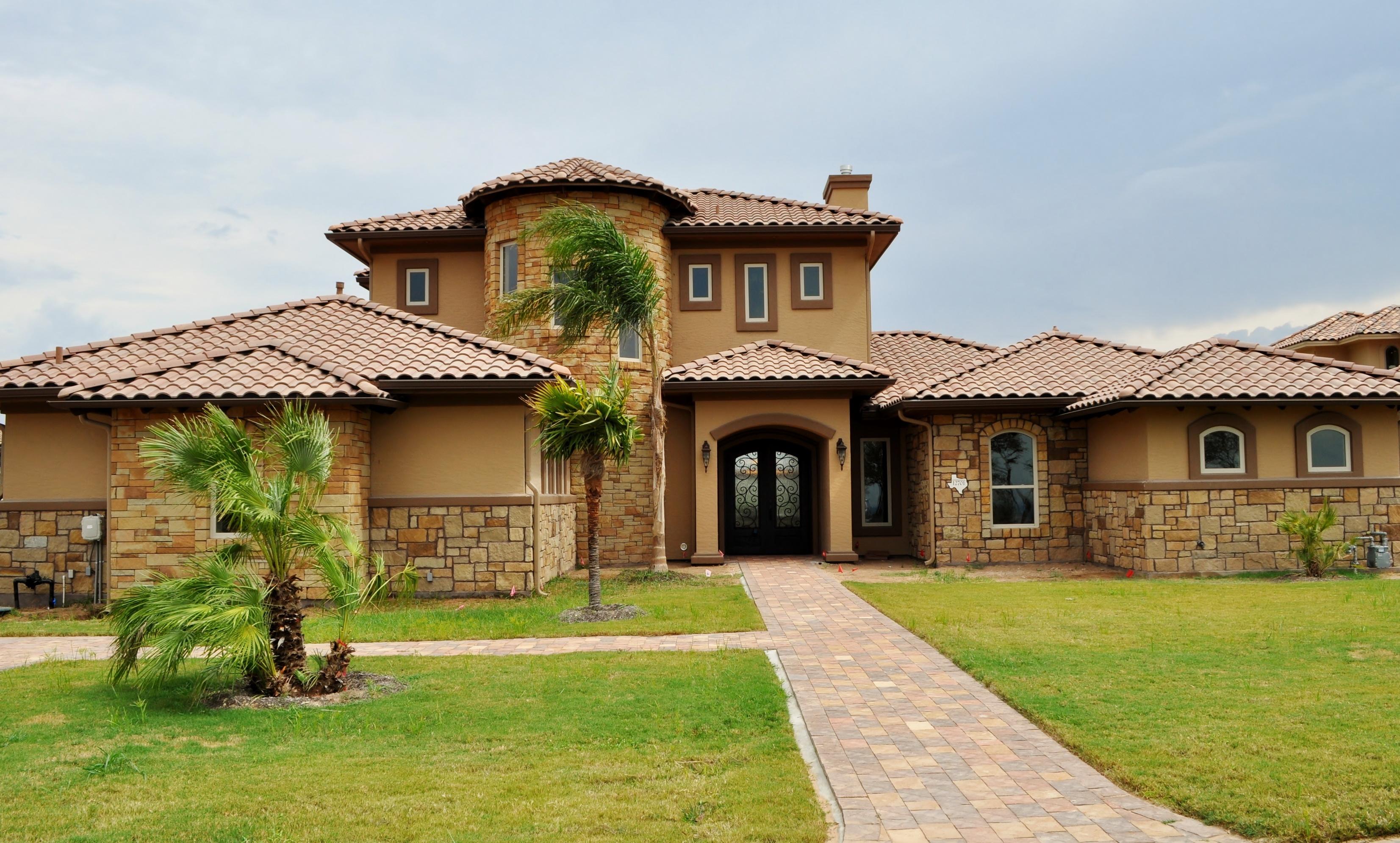 Photos texas usa cities houses 3305x1990 for Home plans usa
