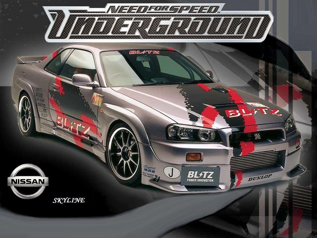 Fonds Decran Need For Speed Need For Speed Underground Jeux