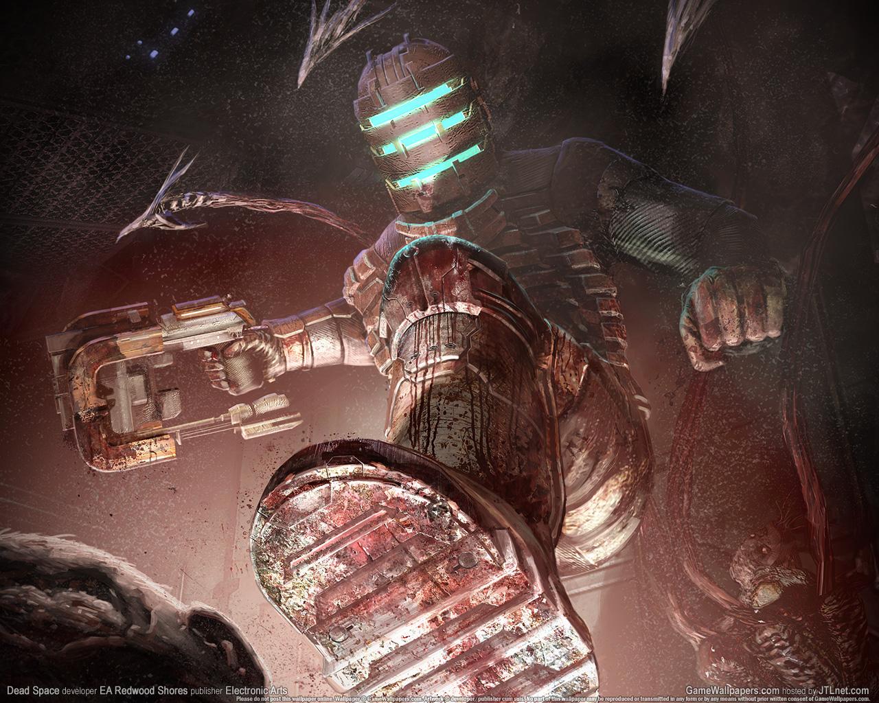 Fondos De Pantalla Dead Space Juegos Descargar Imagenes