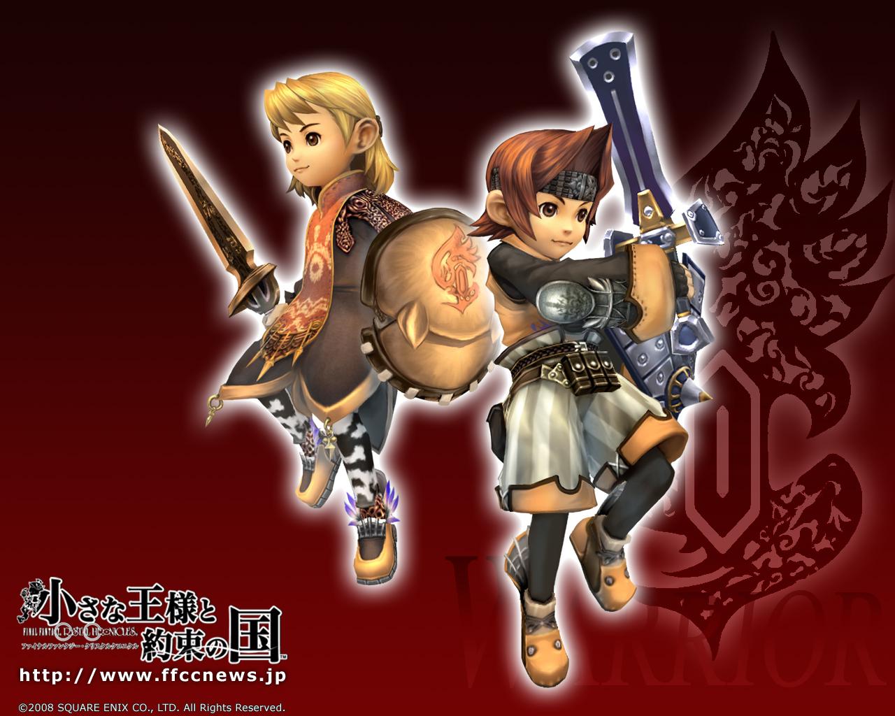 Wallpaper Final Fantasy Final Fantasy Crystal Chronicles Games