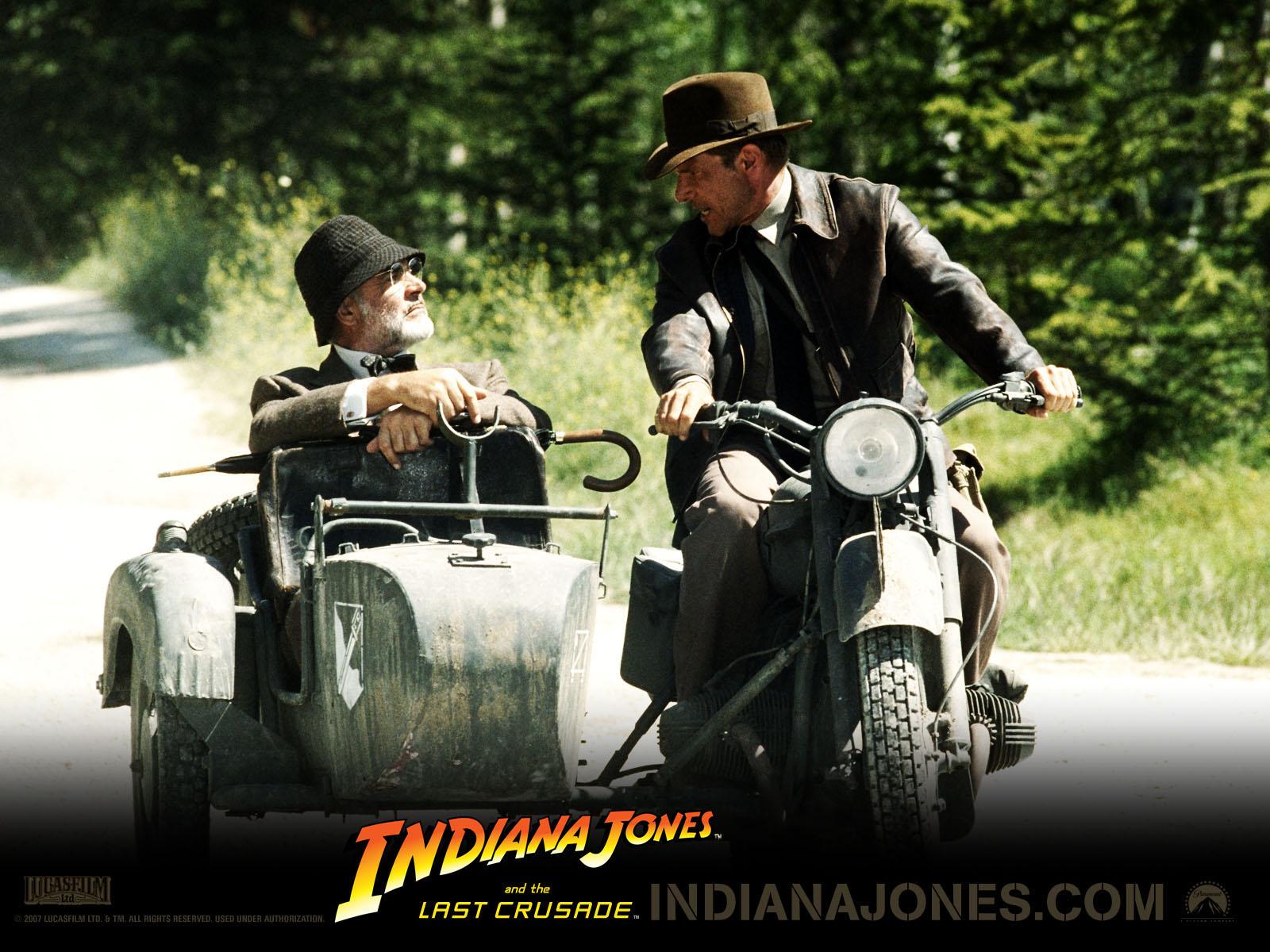 Picture Indiana Jones Indiana Jones and the Last Crusade film Movies