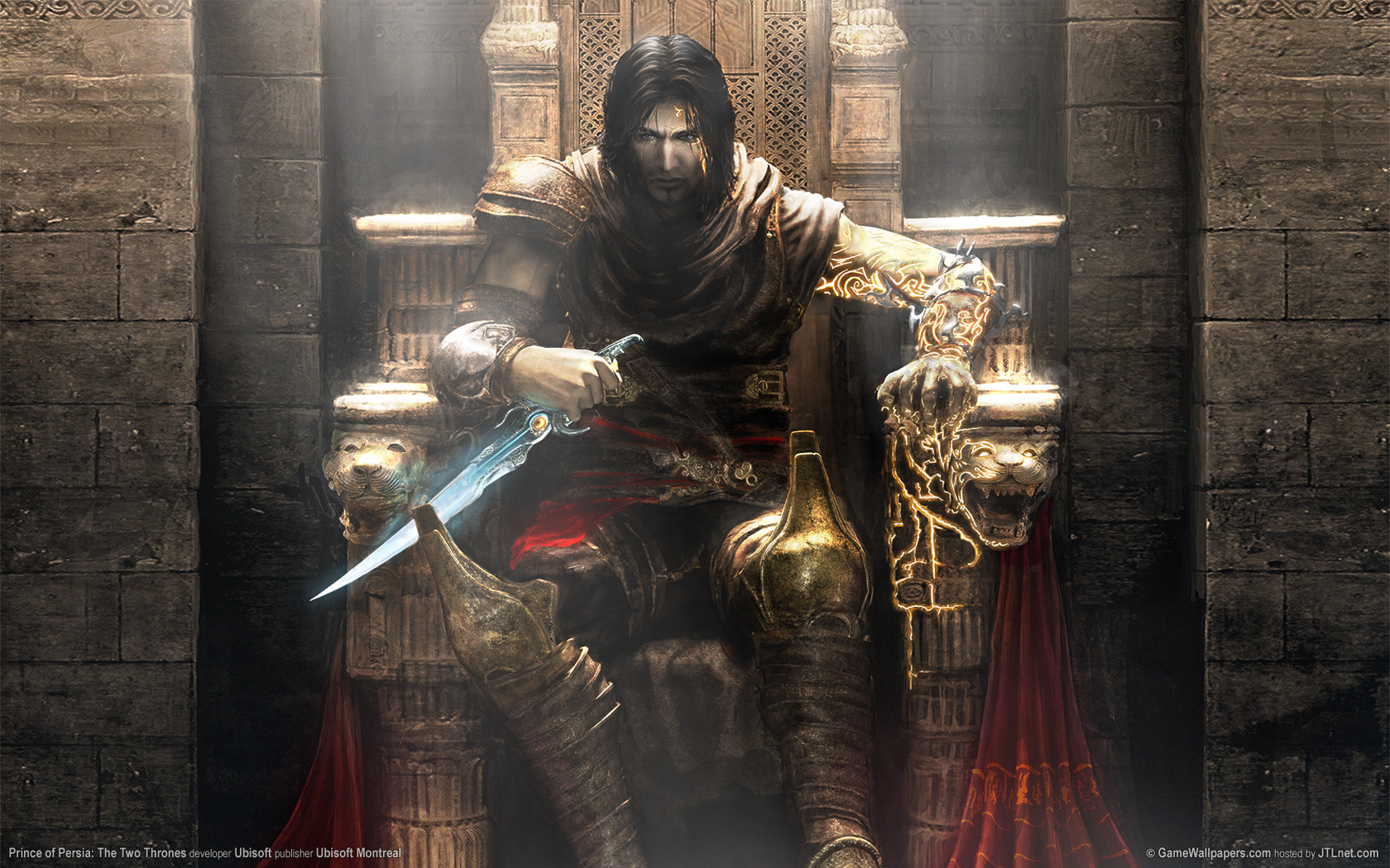 Prince Of Persia HD Wallpapers Wallpaper
