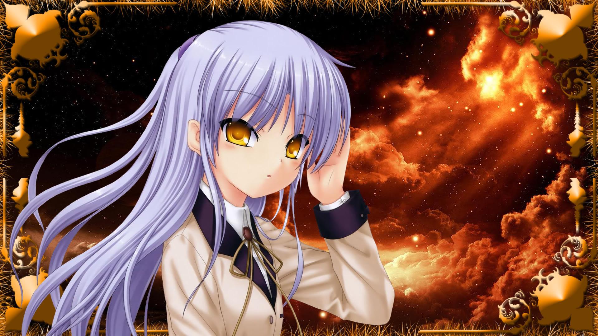 Fondos De Pantalla 1920x1080 Angel Beats Anime Descargar