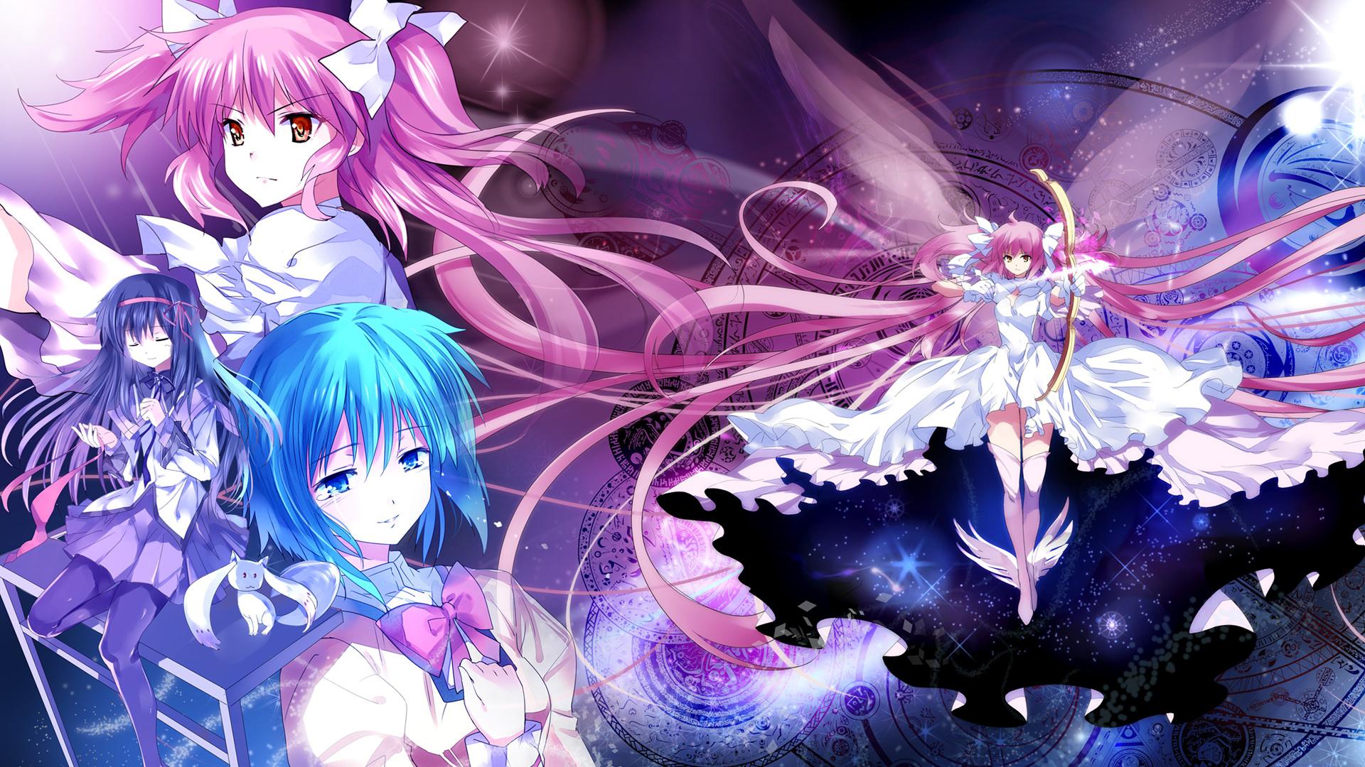 Photo Puella Magi Madoka Magica Anime 1920x1080