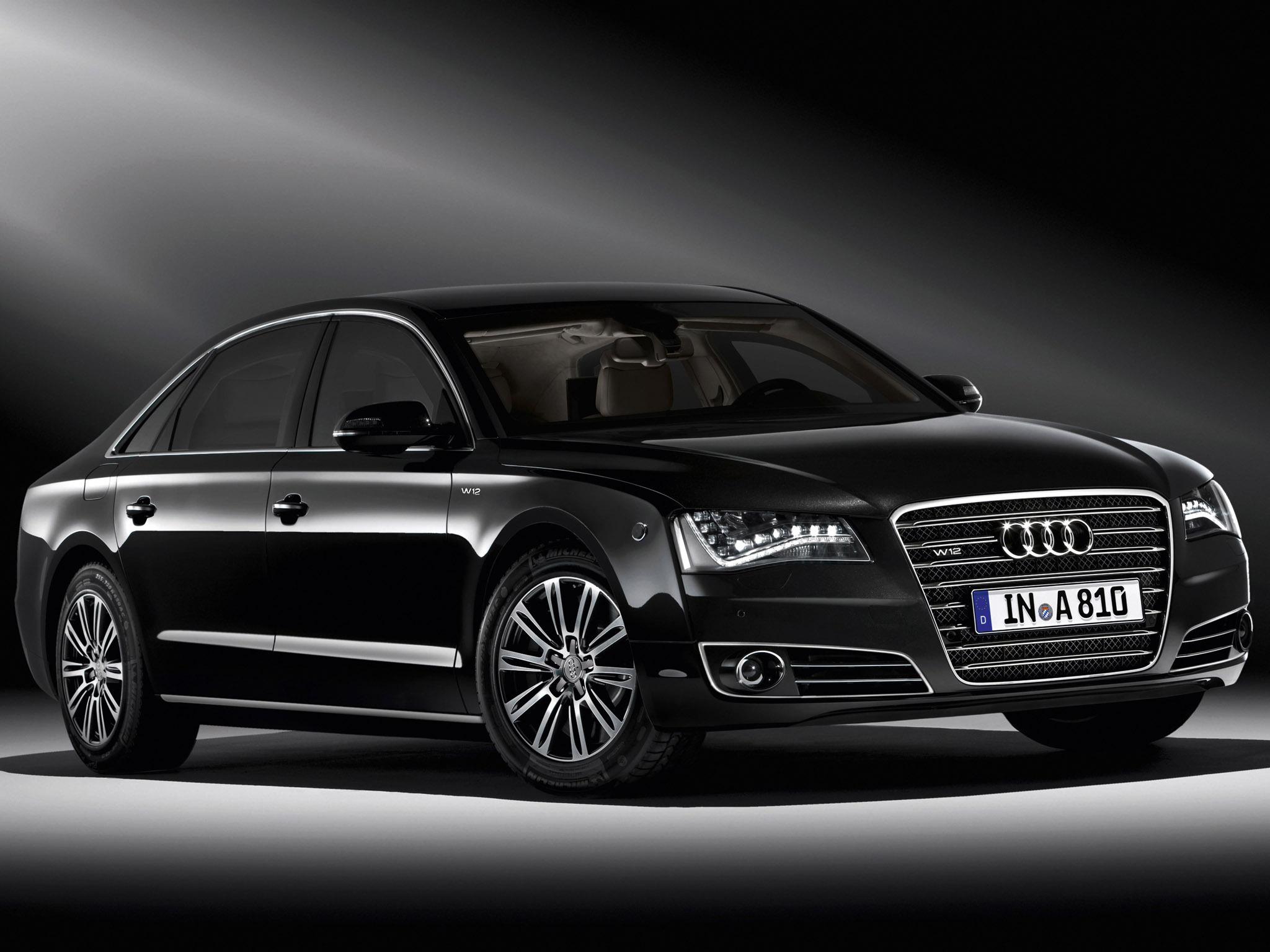 Fondos De Pantalla Audi A8 Coches Descargar Imagenes