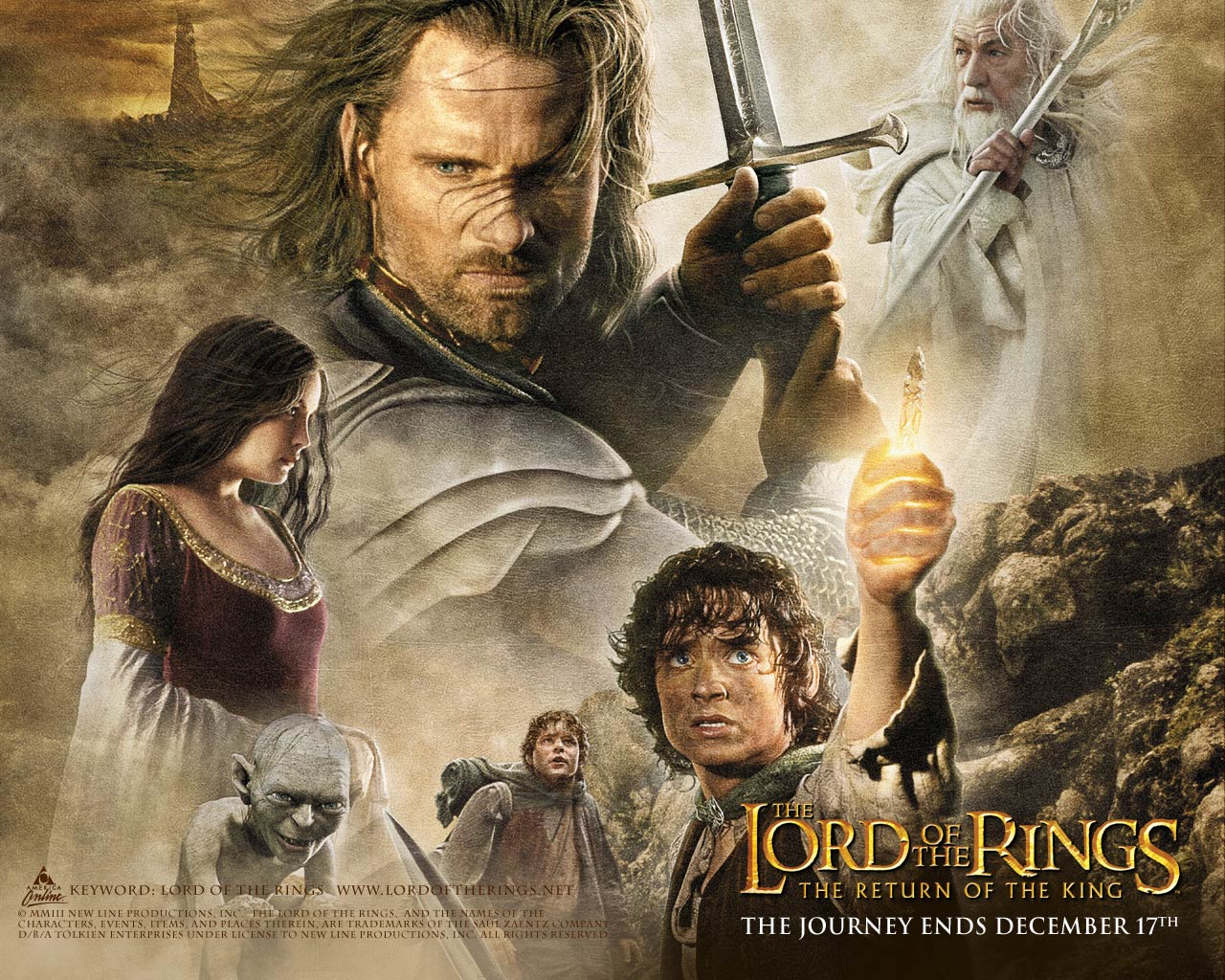 Afbeeldingen The Lord of the Rings The Lord of the Rings: The Return of the King Films film