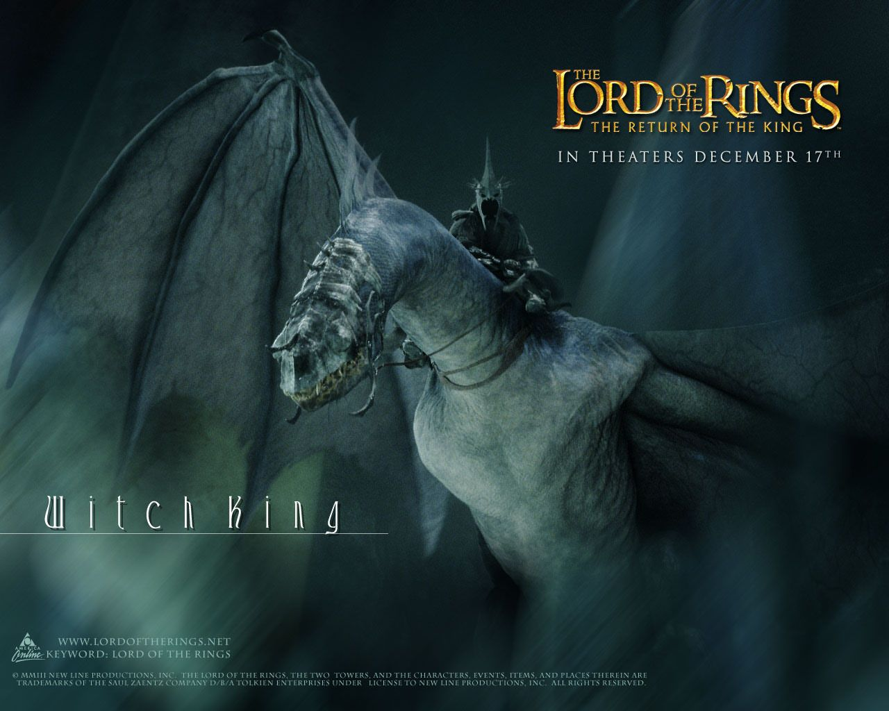 Wallpaper The Lord of the Rings film Movies