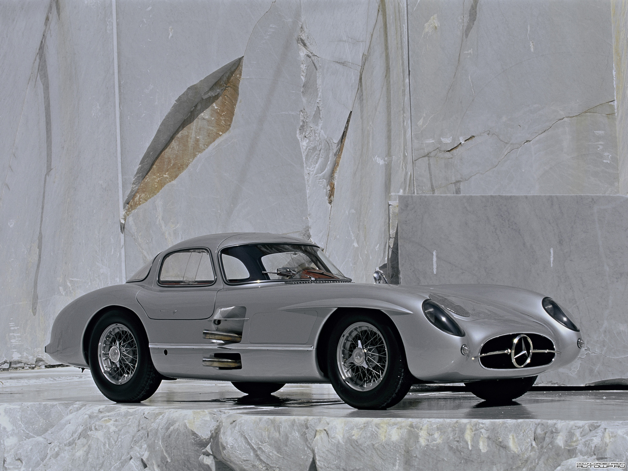 Hintergrundbilder Mercedes-Benz 300SLR Uhlenhaut Coupe ...