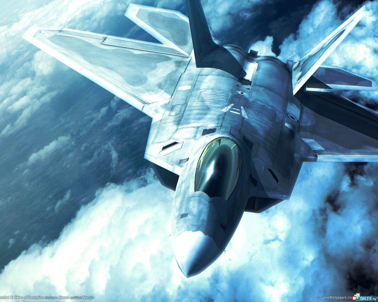 Wallpaper Ace Combat Ace Combat X Skies Of Deception Games