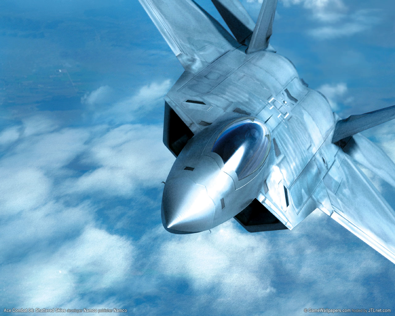Picture Ace Combat Ace Combat 4 Shattered Skies Vdeo Game