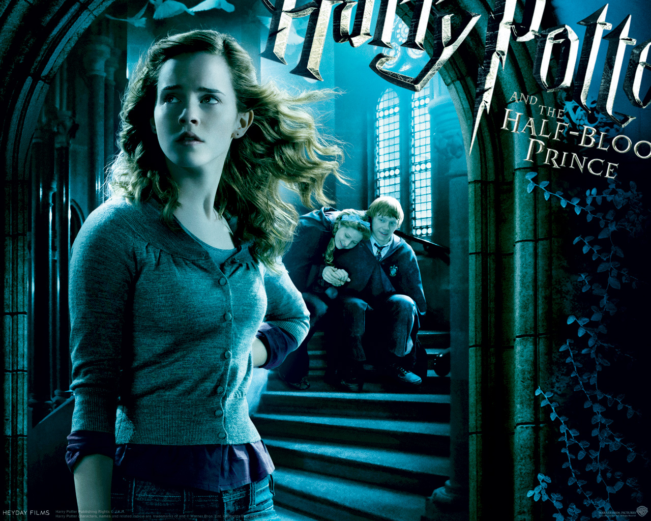 wallpaper harry potter harry potter and the half-blood prince emma