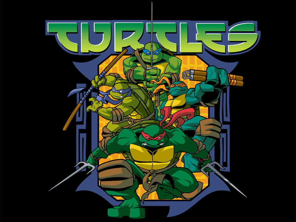 Wallpapers teenage mutant ninja turtles cartoons voltagebd Gallery