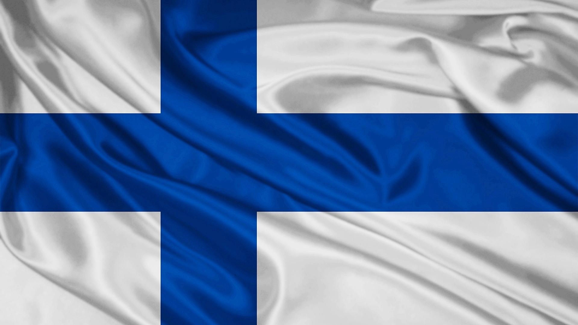 Finlandia Bandera Cruz