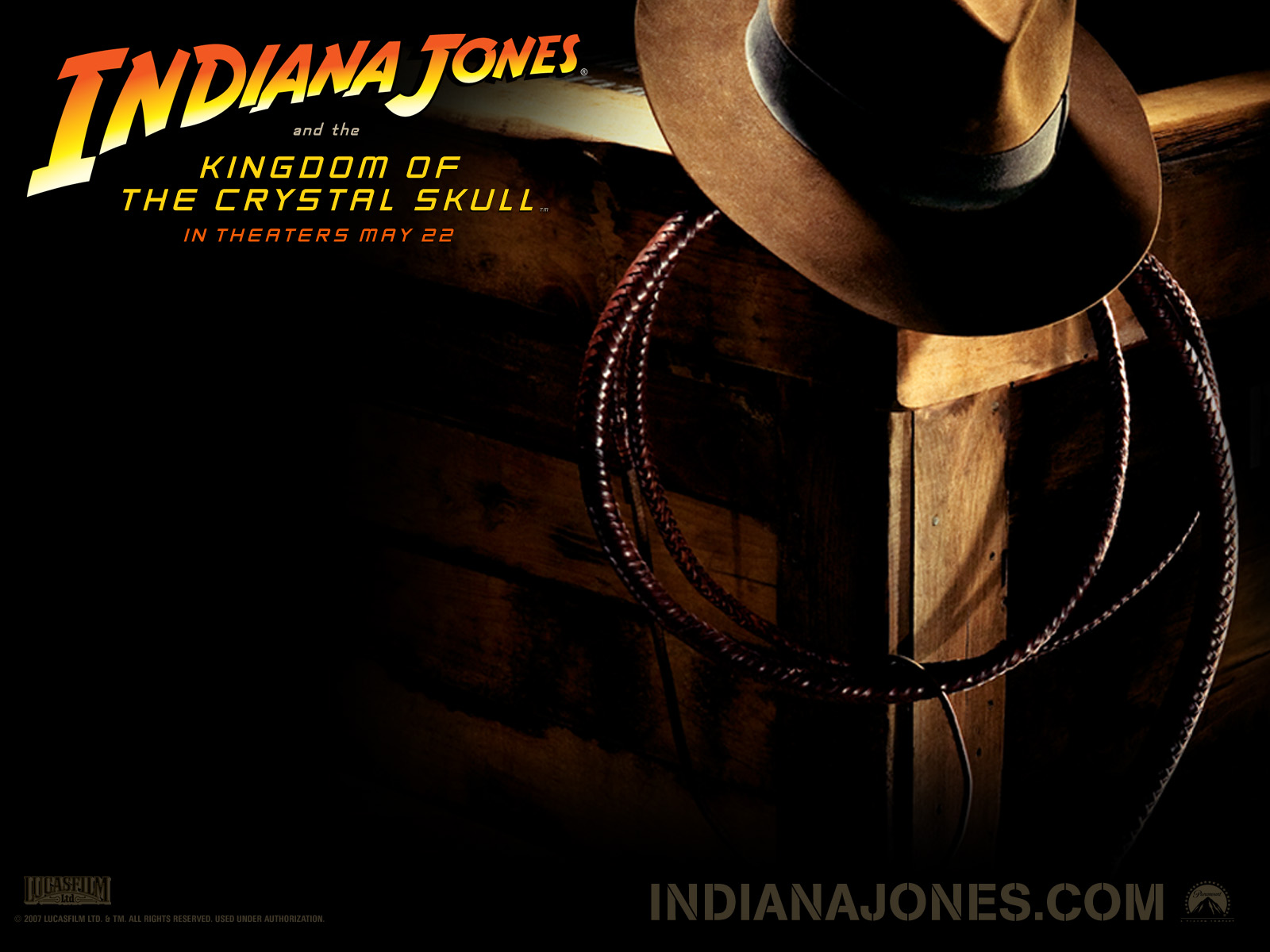 Image Indiana Jones Indiana Jones and the Kingdom of the Crystal Skull film Movies