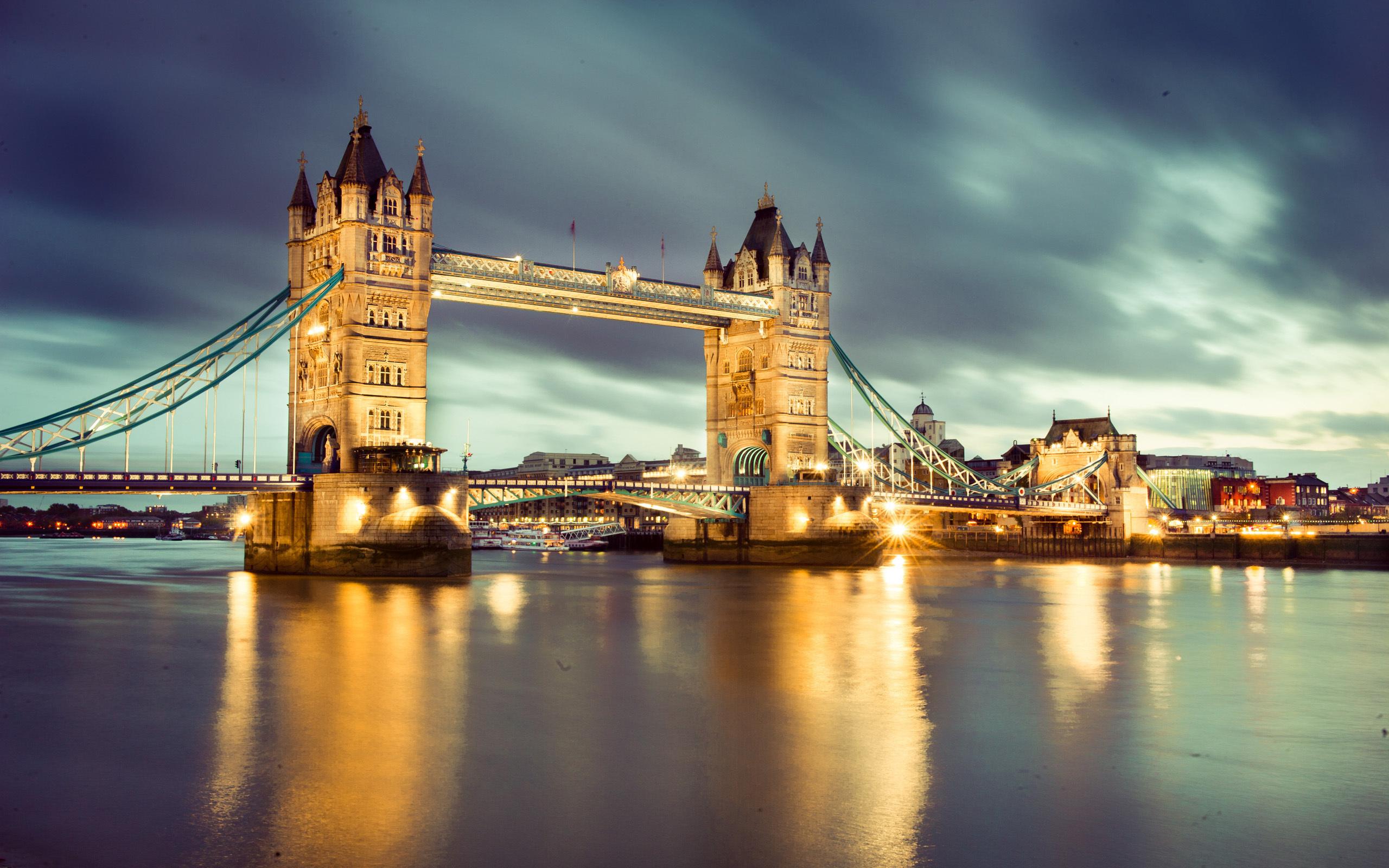 london based umex trade bridge - HD2560×1600