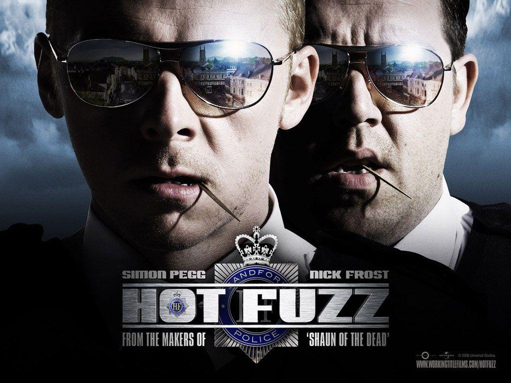 Fondos De Pantalla Hot Fuzz Película Descargar Imagenes