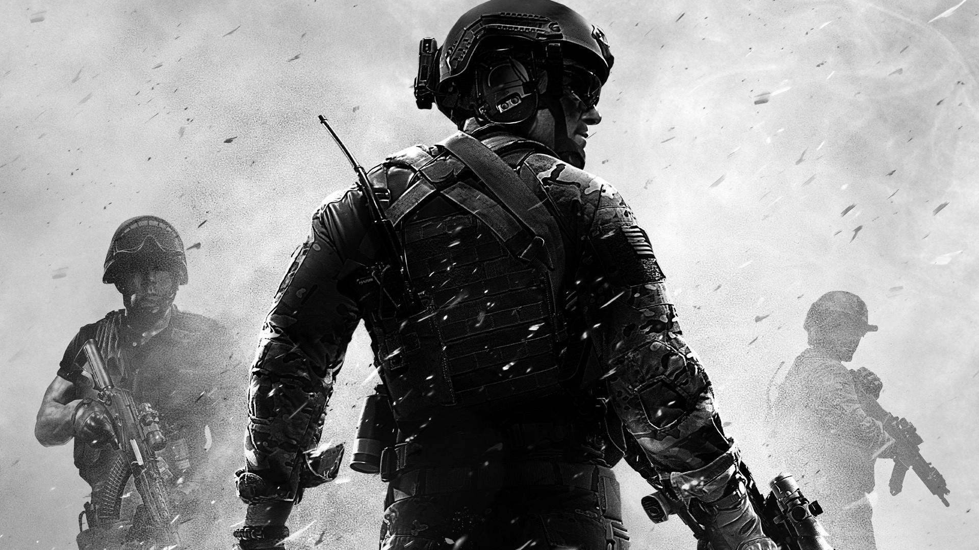 Photo Call Of Duty 4 Modern Warfare Games 1920x1080