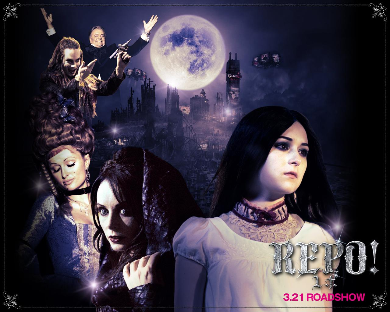 Wallpaper Repo! The Genetic Opera film Movies