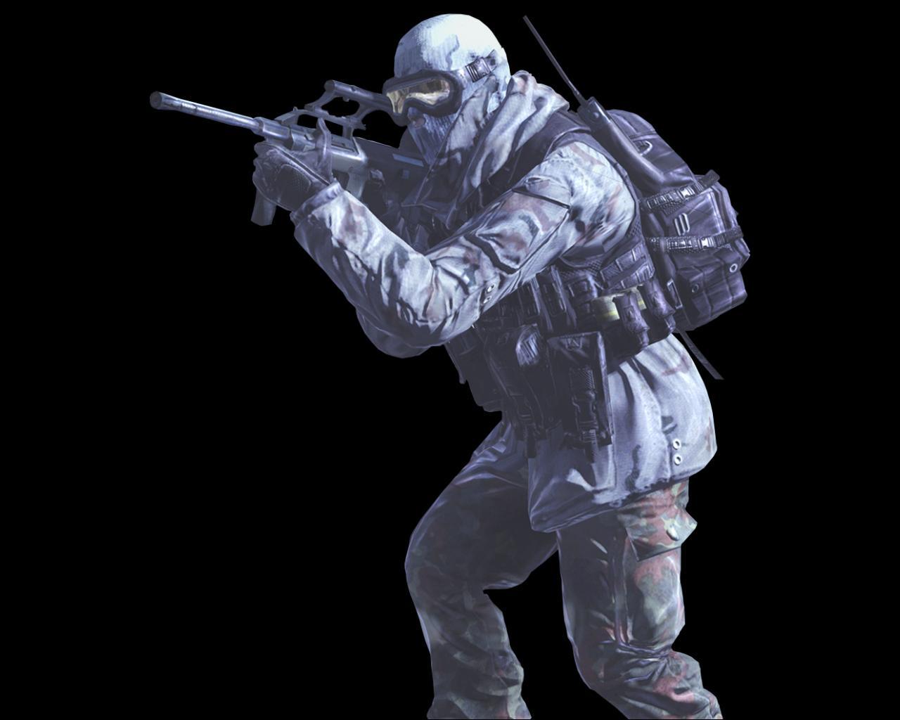 壁紙 モダン ウォーフェア Modern Warfare 2 Cod ゲーム